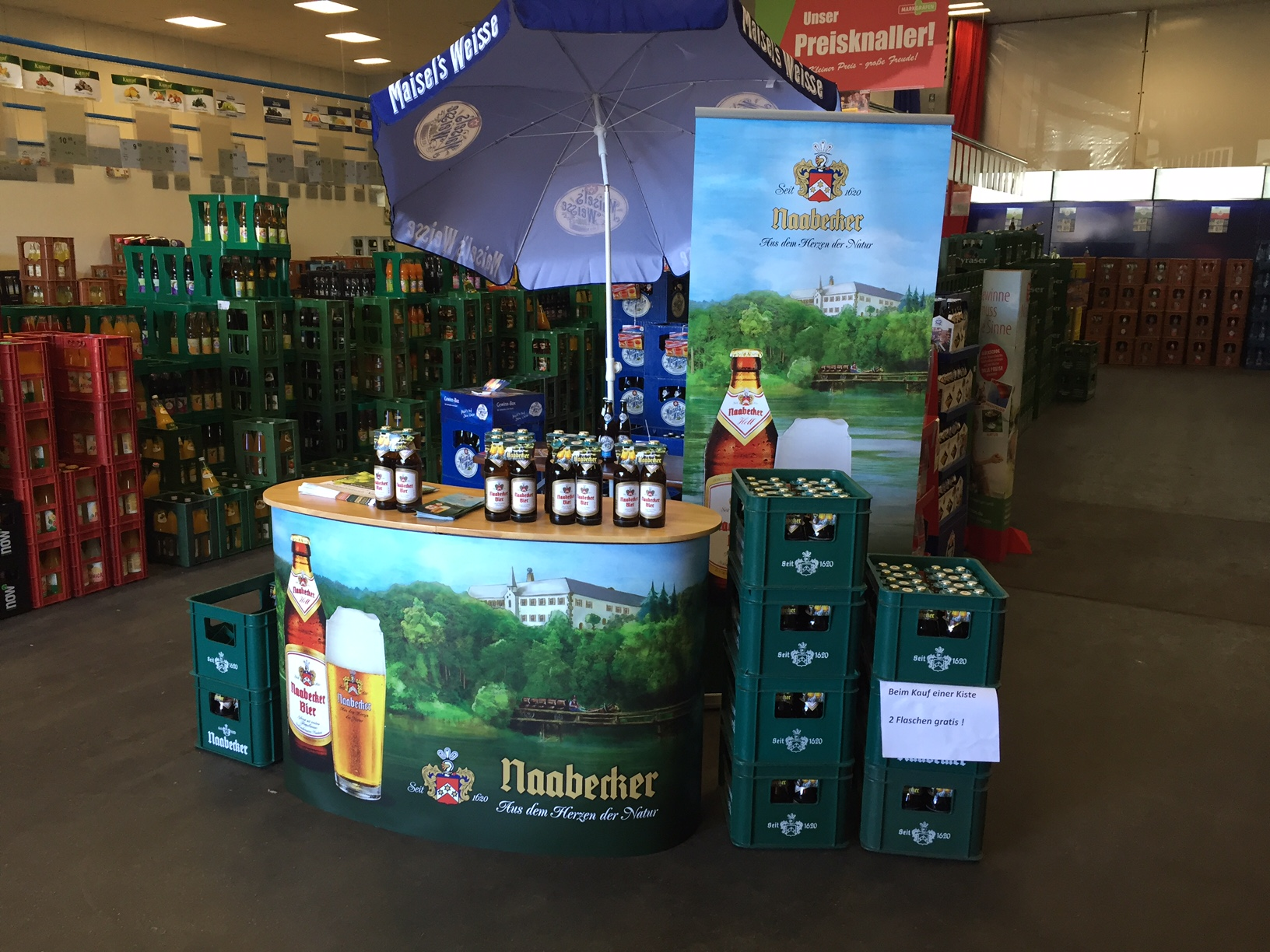 Naabecker hell Promotion Tour – Medienwuerfel